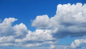 Scape de nuage Photographie stock