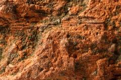 Scape de pedra morno Imagem de Stock