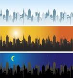 Scape de ville Image libre de droits