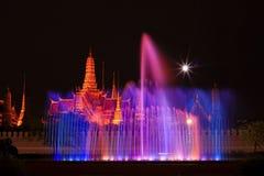 Scape de ville de Bangkok Photographie stock