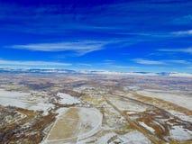 Scape del cielo Fotografía de archivo