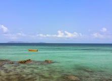 Scape del mar Fotografía de archivo
