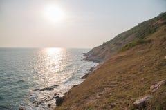 Scape del mar Fotos de archivo libres de regalías