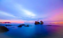 Scape del mare Immagini Stock Libere da Diritti