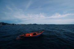 Scape del mare in Tailandia fotografia stock