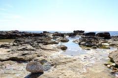 Scape della roccia Fotografie Stock Libere da Diritti