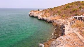 Scape do mar Foto de Stock Royalty Free