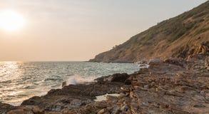 Scape do mar Foto de Stock