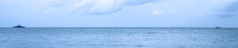 Scape do mar da natureza Fotografia de Stock Royalty Free