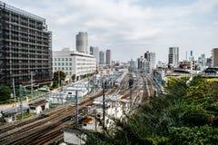Scape du Japon Image libre de droits