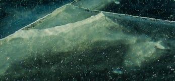 冰Scapes 5 免版税图库摄影