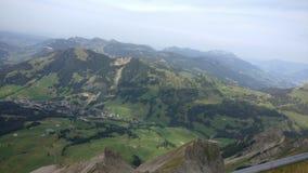 Scapes della montagna Immagine Stock Libera da Diritti