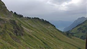 Scapes della montagna Immagini Stock