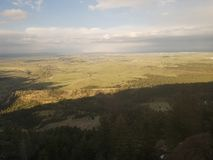 Scapes di scena di Salt Lake City Utah immagini stock