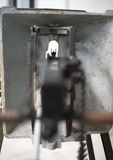 Scappatoia dell'arma Immagini Stock