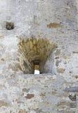 Scappatoia nella vecchia fortezza Fotografia Stock Libera da Diritti