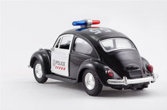 Scarabée de VW de deuxième guerre dans le musée de SinsHeim Photographie stock libre de droits
