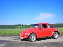 Scarabeo di Volkswagen Fotografie Stock Libere da Diritti