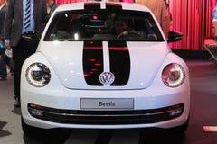 Scarabeo di VW su 64rd IAA Fotografia Stock