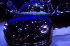 Scarabeo di VW su 64rd IAA Immagini Stock Libere da Diritti