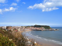 Scarborough Royalty Free Stock Photos