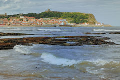 Scarborough Bay Stock Images