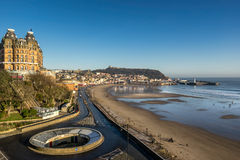 Scarborough beach Royalty Free Stock Photography