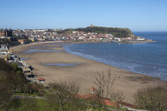 Scarborough Beach - North Yorkshire - England Stock Image