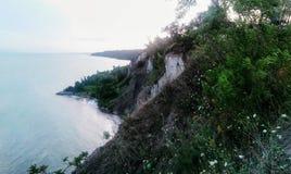Scarborough Bluffs stock afbeelding