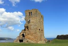 Scarborough Castle Royalty Free Stock Photos