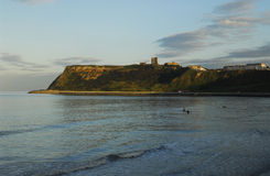Scarborough Castle Royalty Free Stock Image