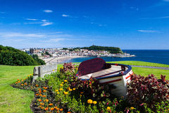 Scarborough in Great Britain Stock Photos