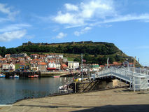 Scarborough Harbour Royalty Free Stock Photography