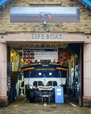 Scarborough lifeboat station Stock Photography