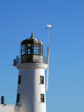 Scarborough Lighthouse Royalty Free Stock Photography