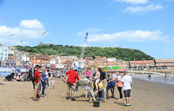 Scarborough stock photo