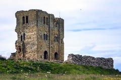 Scarborough North Yorkshire, England Royaltyfria Bilder