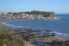 Scarborough - North Yorkshire - England Stock Photography