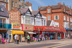 Scarborough, North Yorkshire, England Stock Image
