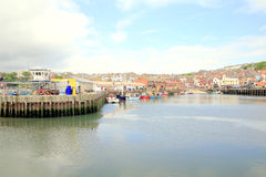 Scarborough, North Yorkshire. Stock Photography