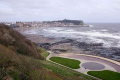 SCARBOROUGH, NORTH YORKSHIRE, R-U Images stock