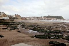 SCARBOROUGH, NORTH YORKSHIRE, R-U Images libres de droits