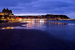 Scarborough, North Yorkshire Royalty Free Stock Photos
