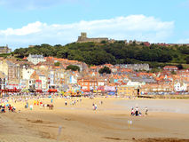 Scarborough, North Yorkshire. Stock Photos