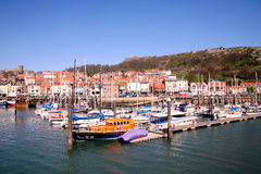 Scarborough, North Yorkshire. Royalty Free Stock Photo