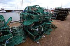 Scarborough North Yorkshire wybrzeże Anglia Zdjęcie Royalty Free