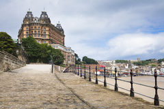 Scarborough Sea Front Stock Photography
