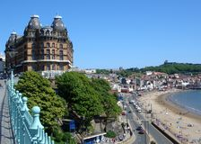 Scarborough seaside resort England Royalty Free Stock Photography