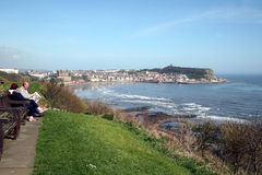 Scarborough South Bay. Stock Photo