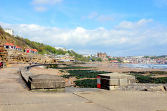 Scarborough Yorkshire Royaltyfri Bild